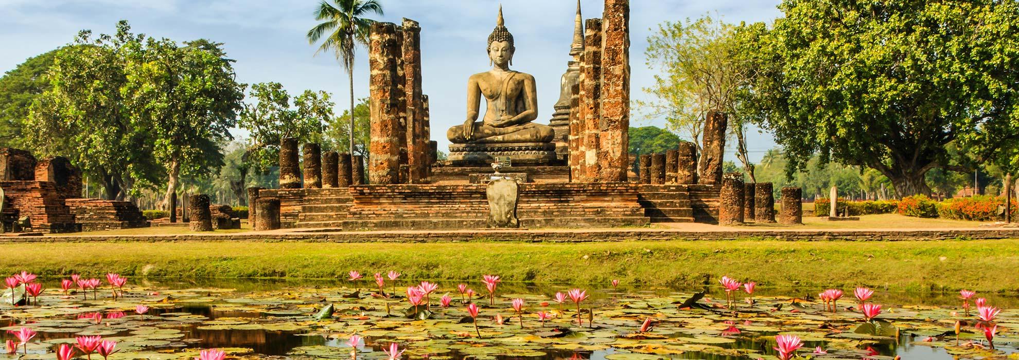 Thailand-Umzug